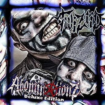 Abominationz [CD] USA import
