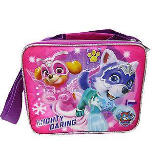 Lunch Bag - Paw Patrol - Mighty Daring Pink New 008402