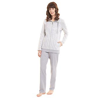 Rösch Smart Casual 1203519-16564 Women's Ringlet Grey Pyjama Set