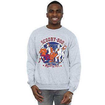 Scooby Doo Men's Collegiate Circle Sweatshirt