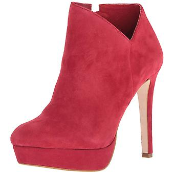 Jessica Simpson Womens Rivera Suede Closed Toe Ankle Fashion Boots