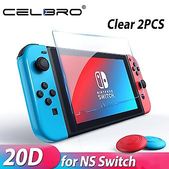 Ultra Hd Switch Glass -screen Protector For Nintend Switch