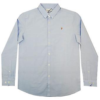 Farah Shirts The Brewer LS Slim Shirt