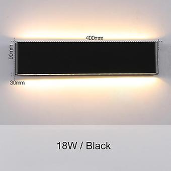 Modern Waterproof Led Wall Lamp, Up And Down Lights Suitable For Garden , Porch