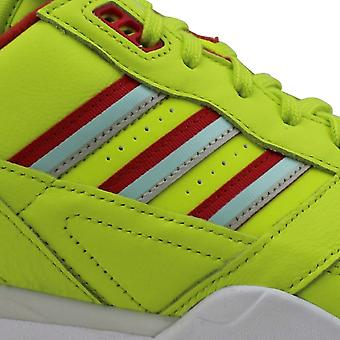 Adidas A.R. Trainer Seasonal Yellow/Lust Red-Vapour Green DB2736 Men's