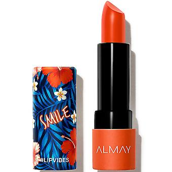 Almay Lip Vibes Läppstift - 160 Smile 0.14oz