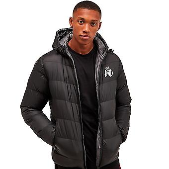 Kings Will Dream Strett Reversible Jacket - Black / Grid