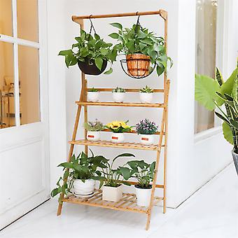 Opvouwbare 3-tier Hanging Plant Stand