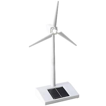 Solar Powered 3d Windmill Assembled Education Fun Kids Toy,'s Educational Model