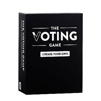 TVG Create Your Own Expn Game