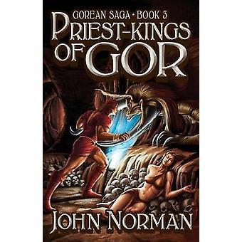 PriestKings of Gor 3 Gorean Saga 3