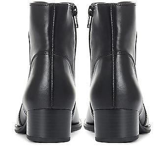 Gabor Femmes Delphino Leather Ankle Boot
