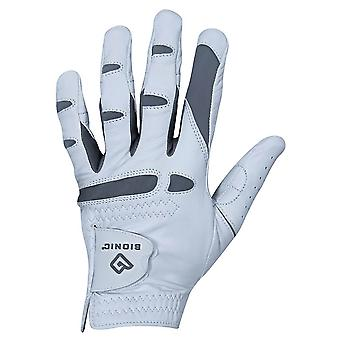 Bionic Mens Performance Grip Pro Left Hand Cabretta Leather Golf Glove