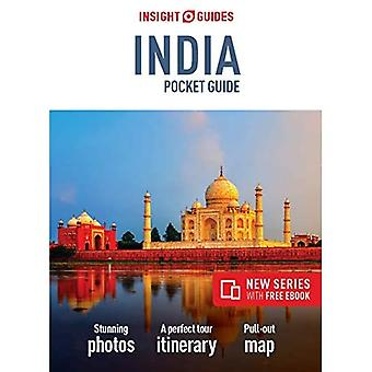 Insight Guides Pocket India� (Travel Guide with Free eBook) (Insight Pocket Guides)