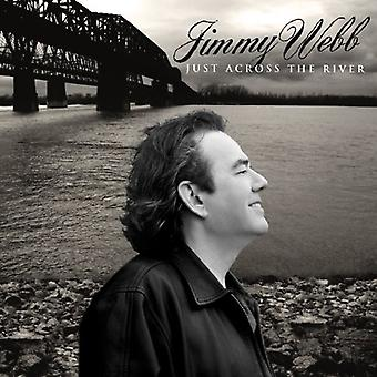 Jimmy Webb - Just Across the River [CD] USA import