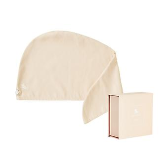 Dock & bay hair wrap - quick dry hair towel - bali beige