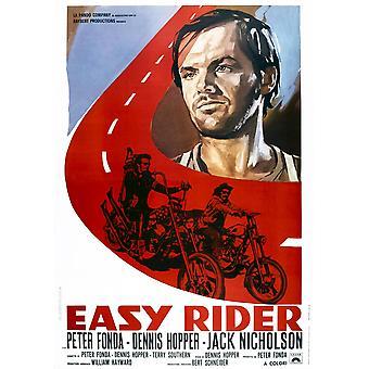 Easy Rider Movie Poster Masterprint