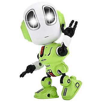 Led Gözlü İnteraktif Alaşımlı Robotlar