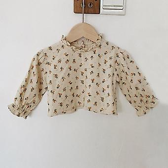 Baby Shirt Autumn Vintage Infant Toddler Tees