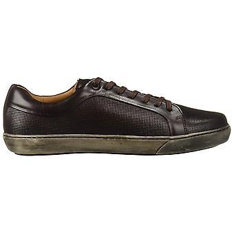 Driver Club USA Men's Genuine Leather Made in Brazil San Francisco Sneaker