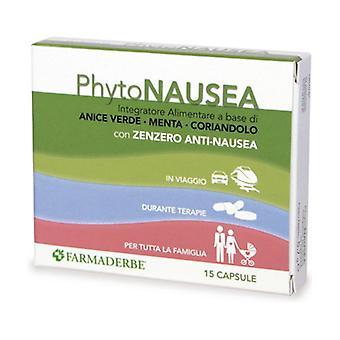 Phyto Nausea None