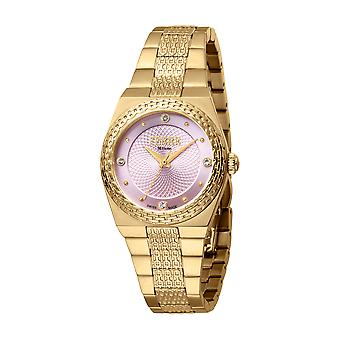 Ferre Milano Ladies Pink Dial GP MB Watch