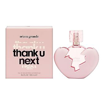 Ariana grande thank you next voor vrouwen 3.4 oz eau de parfum spray