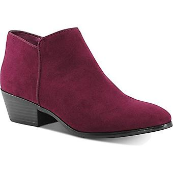 Style & Co. Womens Wileyy Padded Insole Booties