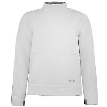 Under Armour Womens Golf Move Mock Neck Sweatshirt 1324686 112
