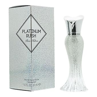 Paris Hilton Platinum Rush Eau de Parfum 30ml Spray