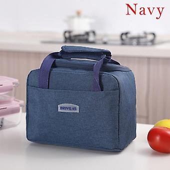 Portable New Thermal Insulated Lunch Box, Tote Cooler