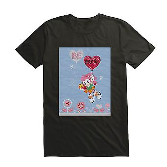 Sonic The Hedgehog Amy Rose Be Mine T-Shirt