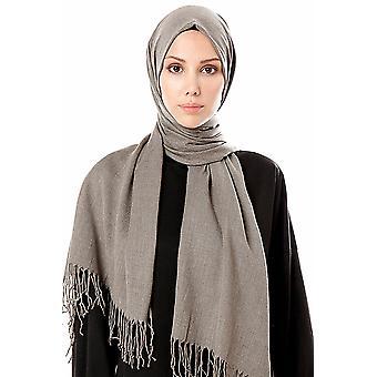 Pashmina Hijab With Fringe