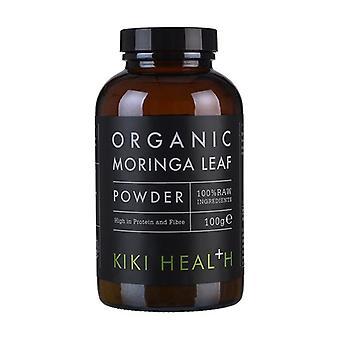 Moringa Leaf Powder Organic 100 g