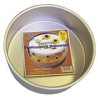 "PME Sem Emenda Bakeware Profissional - Círculo 203mm (8"")"