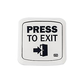 2N Exit Button For Helios Ip Verso