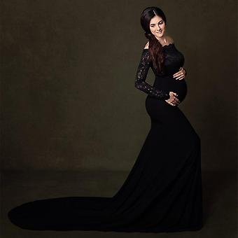 Maternity Dresses Maxi Pregnancy Gown