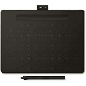 Wacom Intuos M Bluetooth-Black Pen Graphics Tablet (somente Apple) - CTL-6100WLK-S