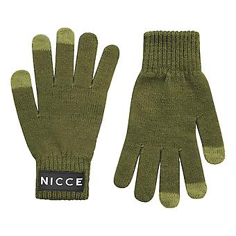 Nicce Pax Gloves - Olive Drab