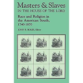 Mestarit ja orjat Herran talossa - Rotu ja uskonto