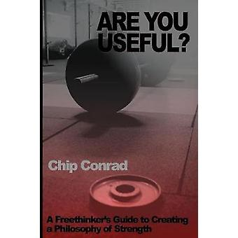 Are You Useful? by Chip Conrad - 9781365323805 Book