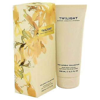 Lovely twilight body lotion by sarah jessica parker 482019 200 ml