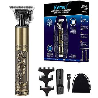 Electric Hair Clipper, Rechargeable Shaver, Beard Trimmer, Professional