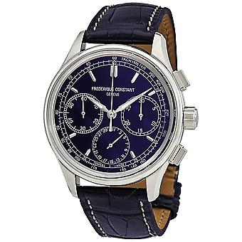 Frederique Constant Flyback Chronograph Manufacture Automatic Men's Watch FC-760N4H6