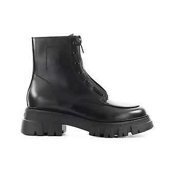 Ash Lynch Black Combat Boot