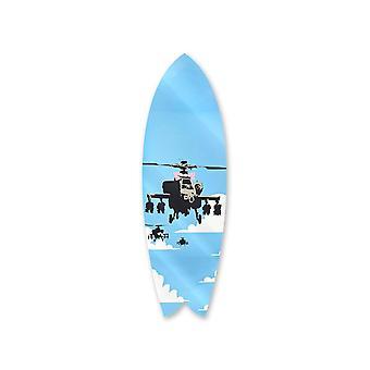 Iloiset kopterit surffauslauta