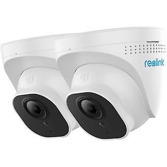 HanFei 5MP PoE IP Kamera, berwachungskamera fr Outdoor mit Audio, Bewegungserkennung, Fernzugriff,