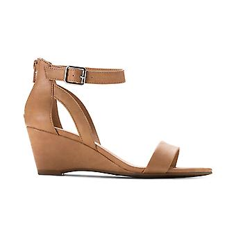 American Rag Womens JOSSIE Leather Open Toe Casual Ankle Strap Sandals