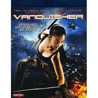 Vanquisher [BLU-RAY] USA import