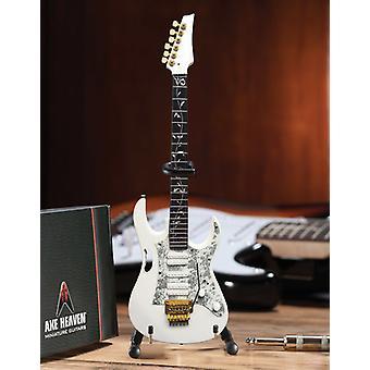 Steve Vai Signature White Jem Mini Guitar Replica Verenigde Staten importeren